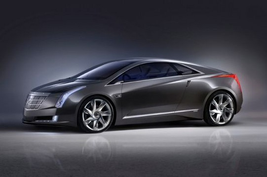 Cadillac ELR to enter production in late 2013