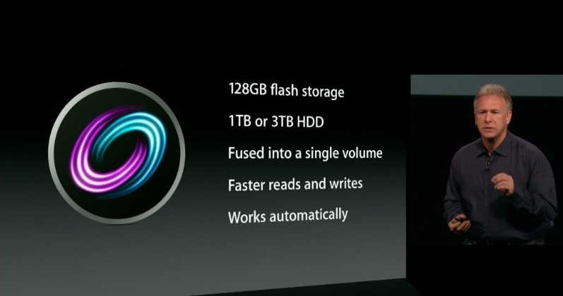 Apple confirms Fusion Drive in iMac models