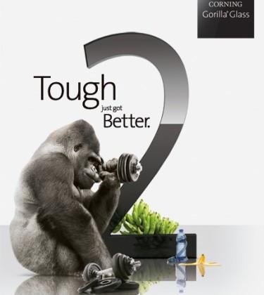 Corning announces 1 billion Gorilla Glass devices