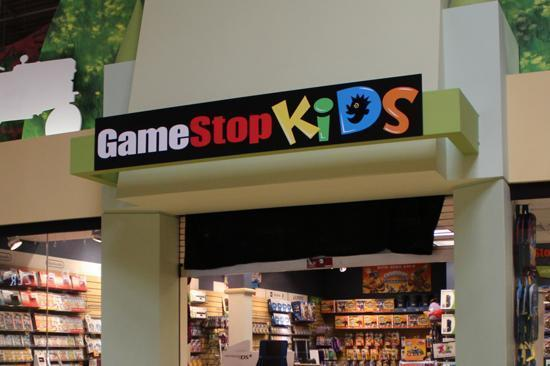 GameStop to launch new GameStop Kids stores