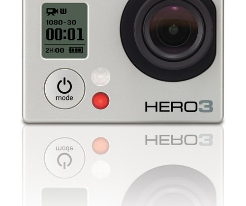 GoPro HERO3 Black and Silver edition cameras unveiled