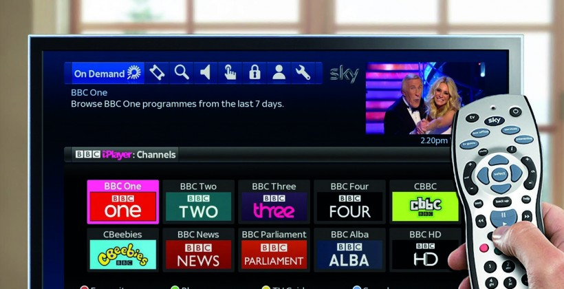 Sky+ adds BBC iPlayer for on-demand entertainment