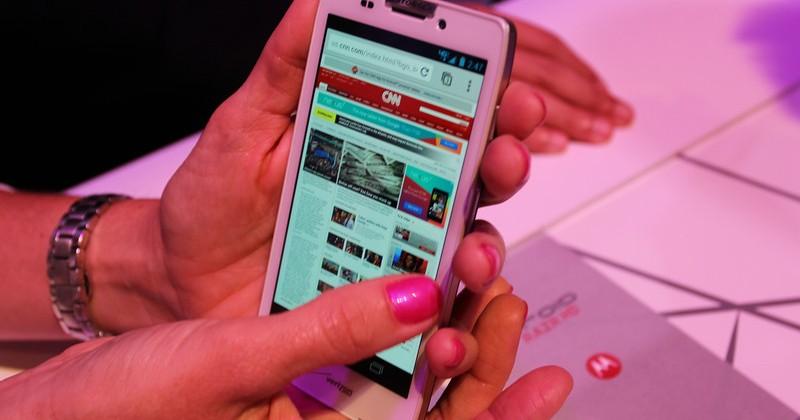 Motorola RAZR HD and MAXX HD hitting Verizon October 18