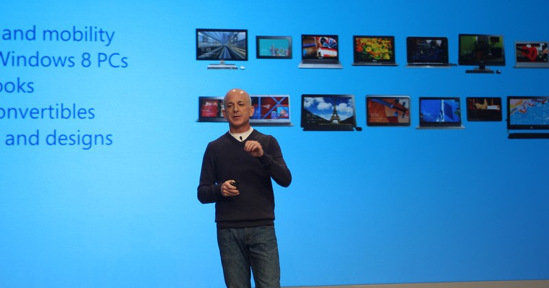 Windows RT supports over 420 million hardware devices