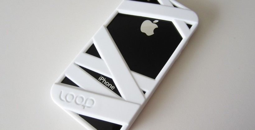 Show your Halloween spirit with the Loop Mummy iPhone case