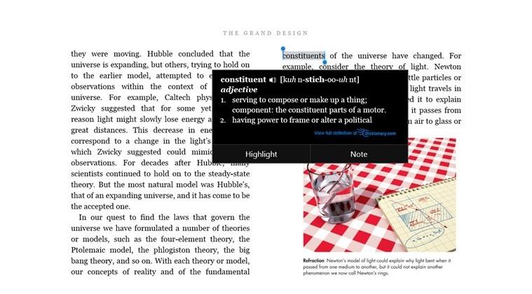 Amazon introduces Kindle app for Windows 8