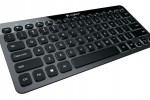 Logitech Bluetooth Illuminated Keyboard K810 supports Windows, iOS and Android