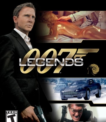 Activision releases 007 Legends video game