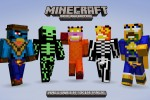 Minecraft Xbox 360 gets 55 Halloween skins, proceeds go to charity