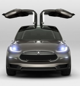 Tesla receives $10 million state grant to build Model X SUV