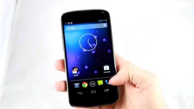 LG Nexus 4 stars in new leaked video
