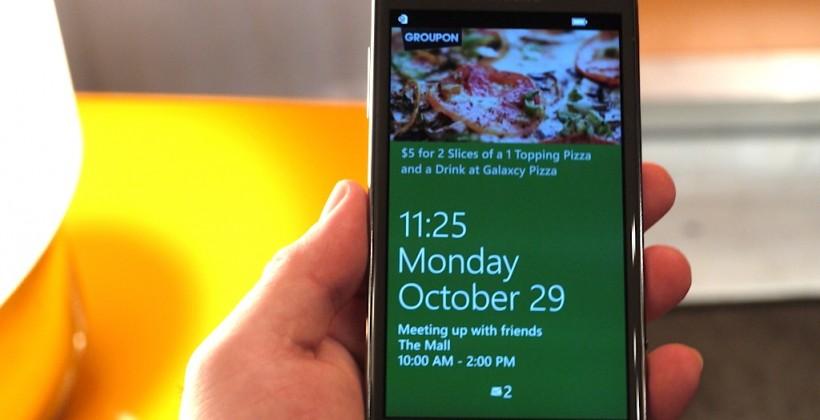 Samsung ATIV S Windows Phone 8 hands-on