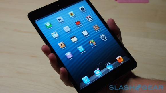 Apple removing delivery dates from iPad mini LTE pre-orders