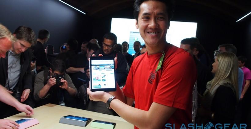 iPad mini hands-on