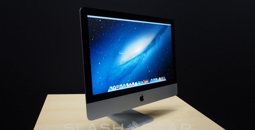Apple iMac 2012 hands-on