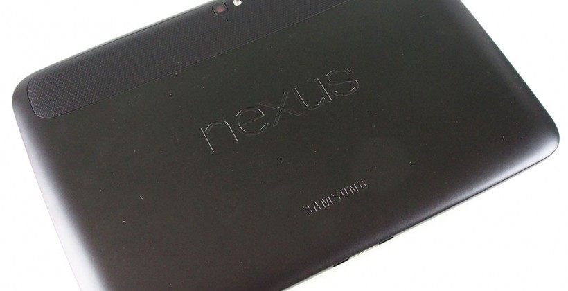 Google Nexus 10 hands-on