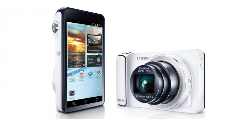 "AT&T Samsung Galaxy Camera promises ""significant shift"" for photo/video sharing"