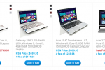 Windows 8 PCs show up early on HSN website
