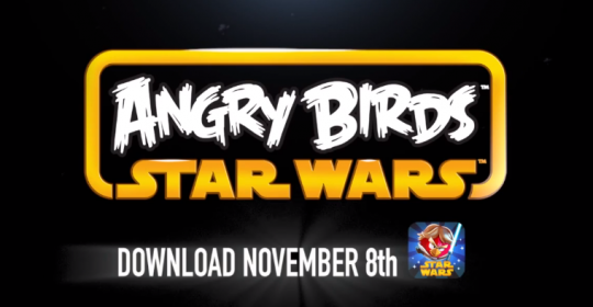 New Angry Birds Star Wars teaser features the Millennium Falcon