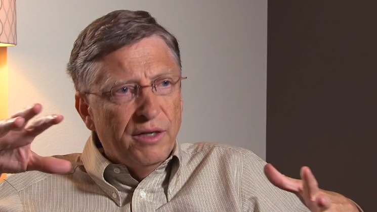 Bill Gates discusses future of Microsoft with Surface and Windows 8