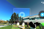 Google's Photo Sphere creates panoramas in any direction