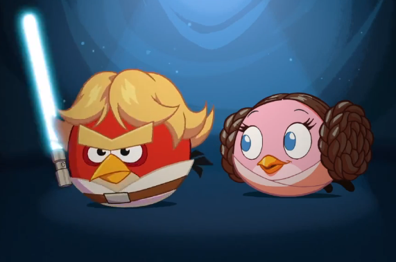 Angry Birds Star Wars unveils first gameplay video