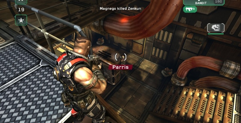 SHADOWGUN: DEADZONE multiplayer FPS beta hits Android and hands-on