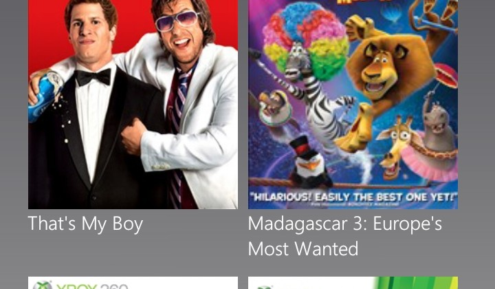 Xbox SmartGlass makes Android app debut on Windows 8 day