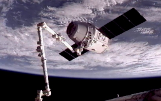 SpaceX Dragon capsule leaves ISS, returning to Earth today