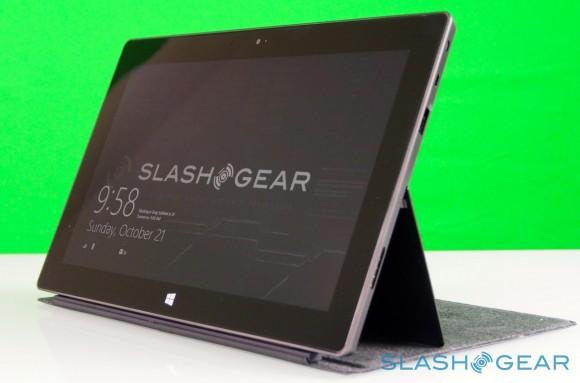 Microsoft Surface gets complete teardown