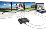 Matrox unveils new TripleHead2Go multi-monitor adapter