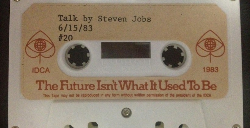 Steve Jobs interview from 1983 uncovered with spot-on predictions for the future