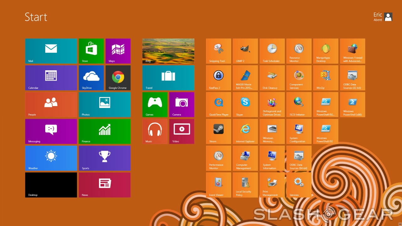 Windows 8 Review - SlashGear