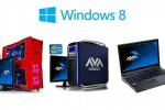 AVADirect Windows 8 PCs now available for pre-order