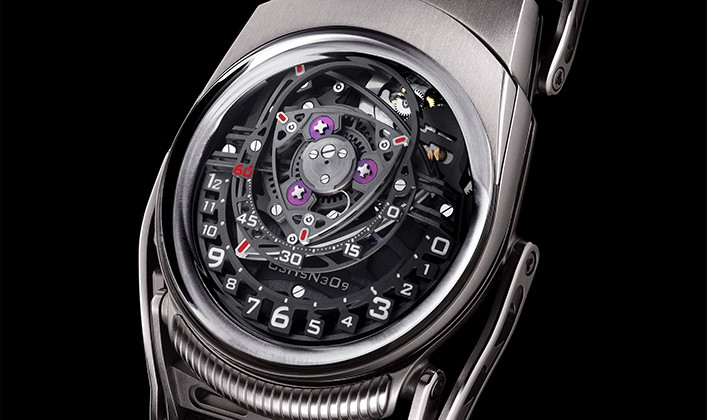 Experiment ZR012 puts some Wankel on your wrist