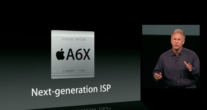 Apple A6X revealed: New flagship chip