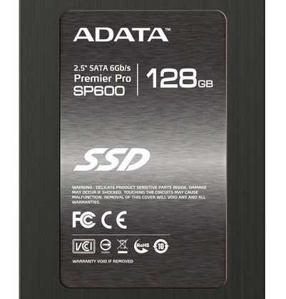 Adata debuts new SP600 SSD line