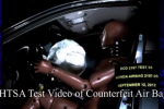 NHTSA issues alert about counterfeit air bags