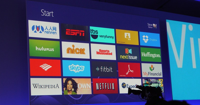 Microsoft confirms Dropbox, PayPal apps and more coming soon to Windows 8
