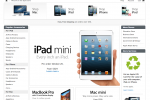 Apple Store back up: iPad mini and goodies galore