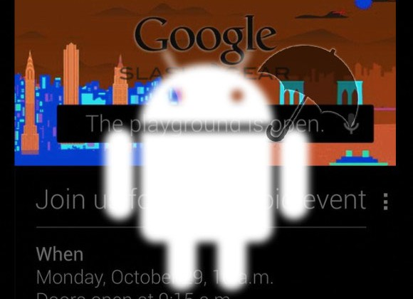 Sandy stops Google (but new Android news was hardly a mystery)
