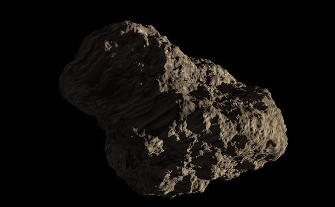 Asteroid the size of a house to pass Earth tonight