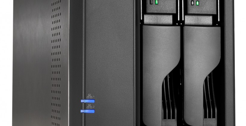 Intel announces Atom-based storage platform for businesses and consumers