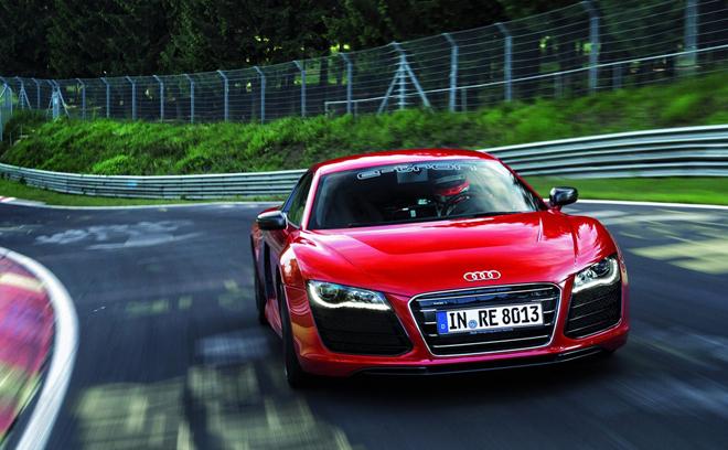 Audi abandons all electric R8 e-tron