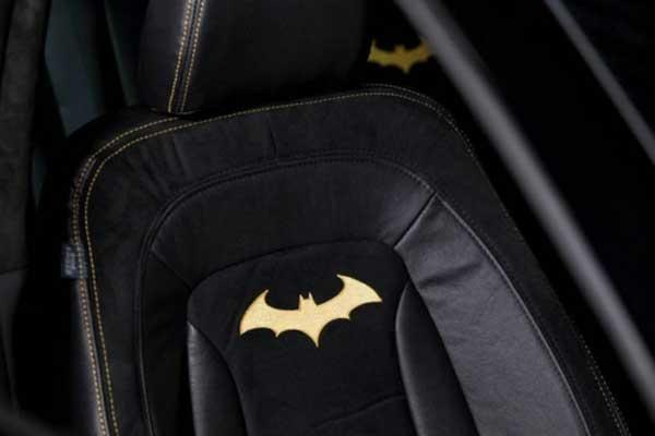Kia and DC Comics Batman Optima debuts