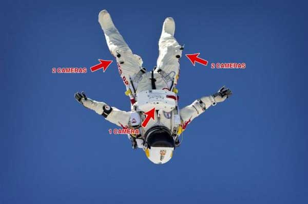 Felix Baumgartner attempts record-breaking supersonic skydive today