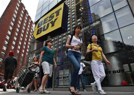 Best Buy founder moves ahead with $11 billion buyout plan