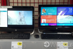 Windows 8 HP PCs pop up at Best Buy stores