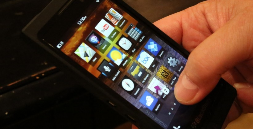BlackBerry 10 app submissions open today