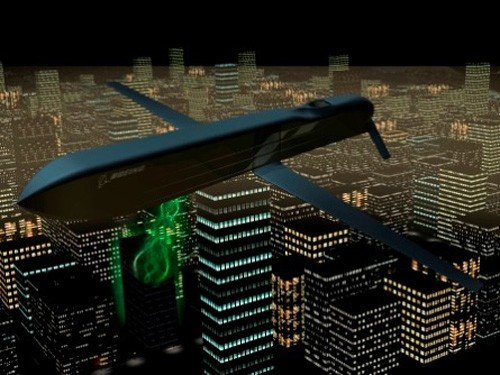 Boeing tests electronics-killing CHAMP microwave missile